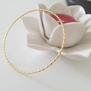 Bracelet 24k gold plated